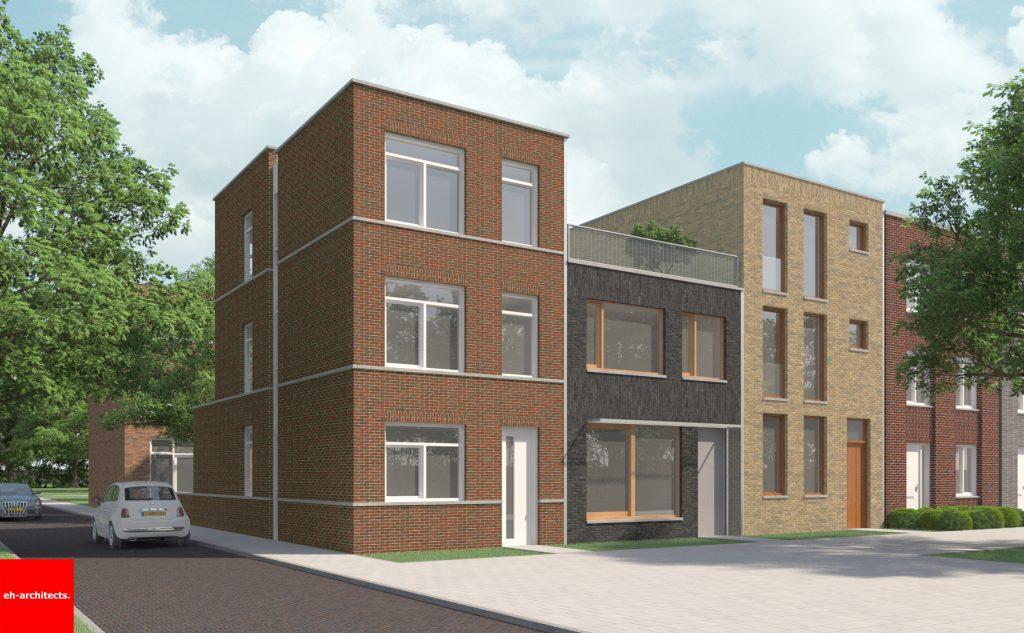 3 CPO woningen Coendersbuurt Delft