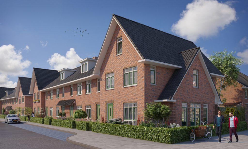 31 woningen Krispijn te Dordrecht 01