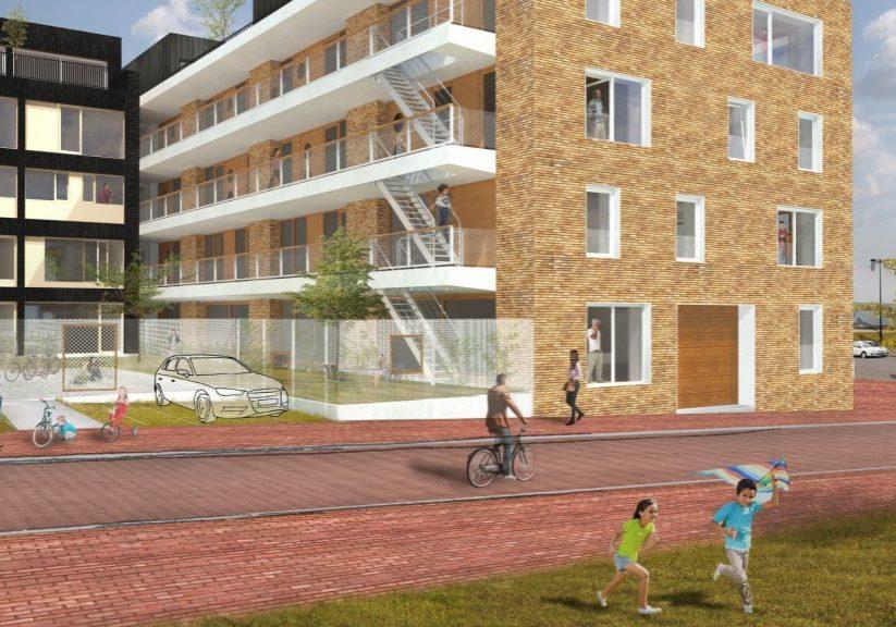 17 appartementen Zeeburgereiland blok 6 (2)