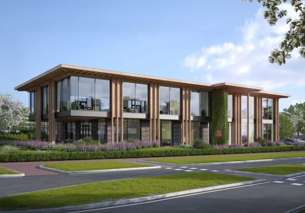 Kantoor en werkplaats Bolton (1)