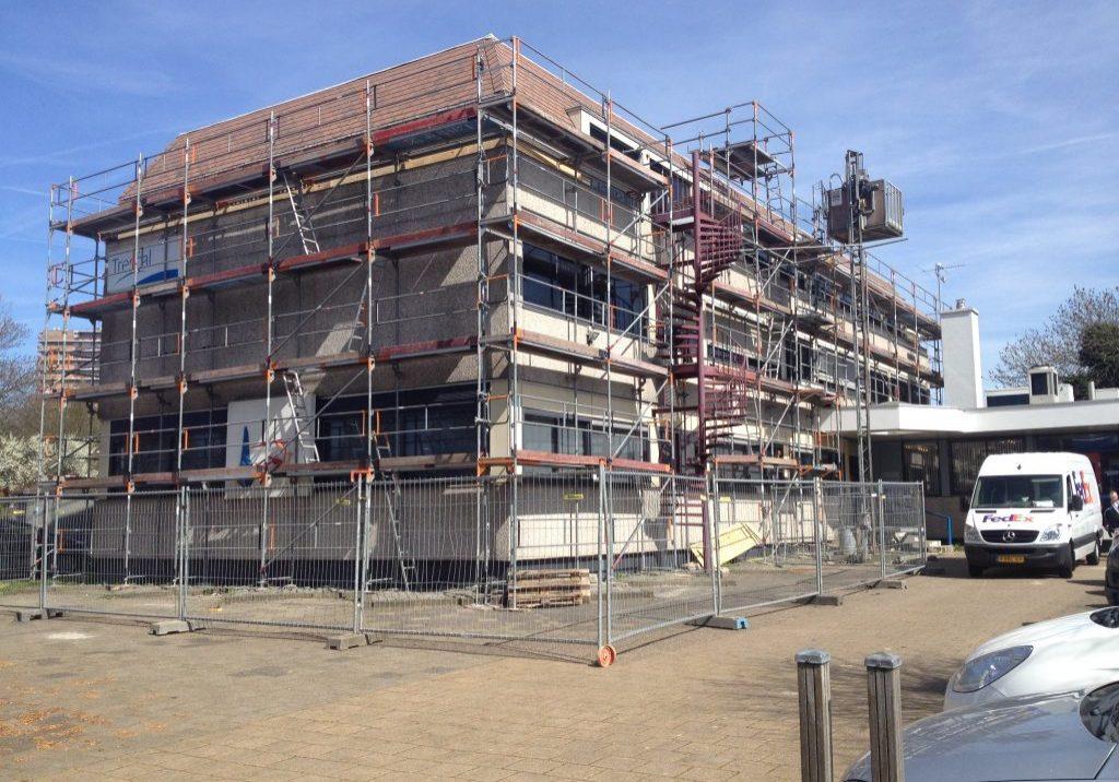 Renovatie kantoorgebouw te Zoetermeer (1)
