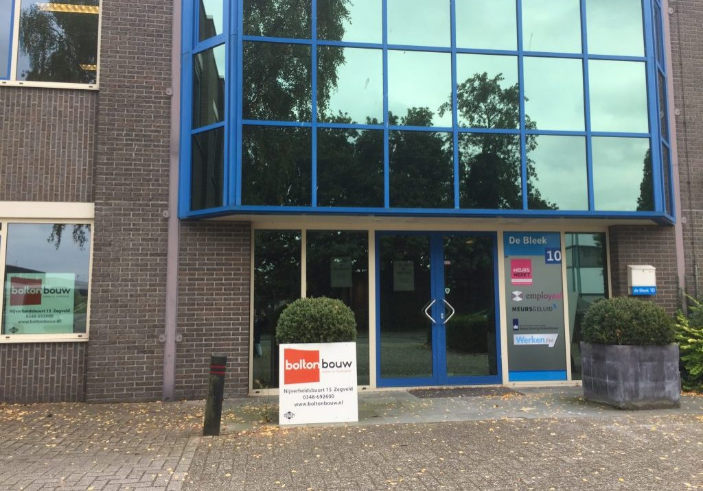 Tijdelijke huisvesting gemeente Woerden