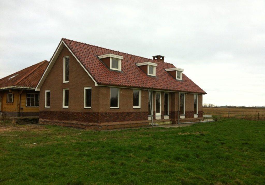 Vrijstaande bungalow aan de Meije
