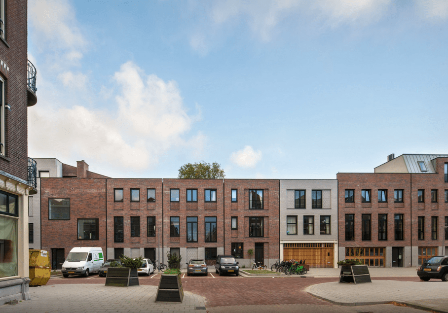 14 CPO woningen Hooidrift Rotterdam