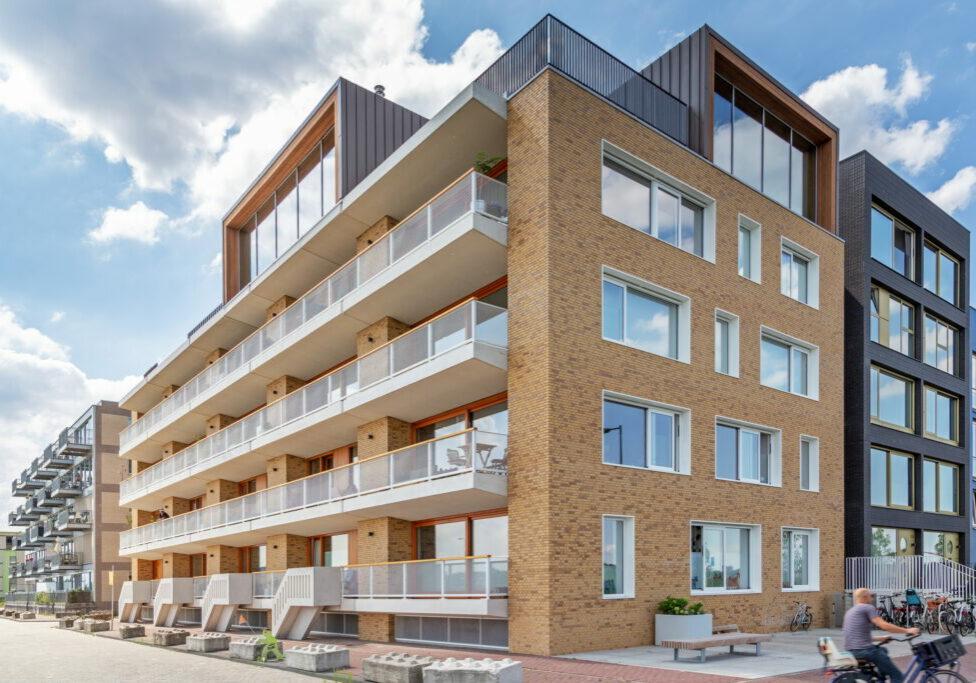 17 appartementen Zeeburgereiland blok 6 te Amsterdam (1)