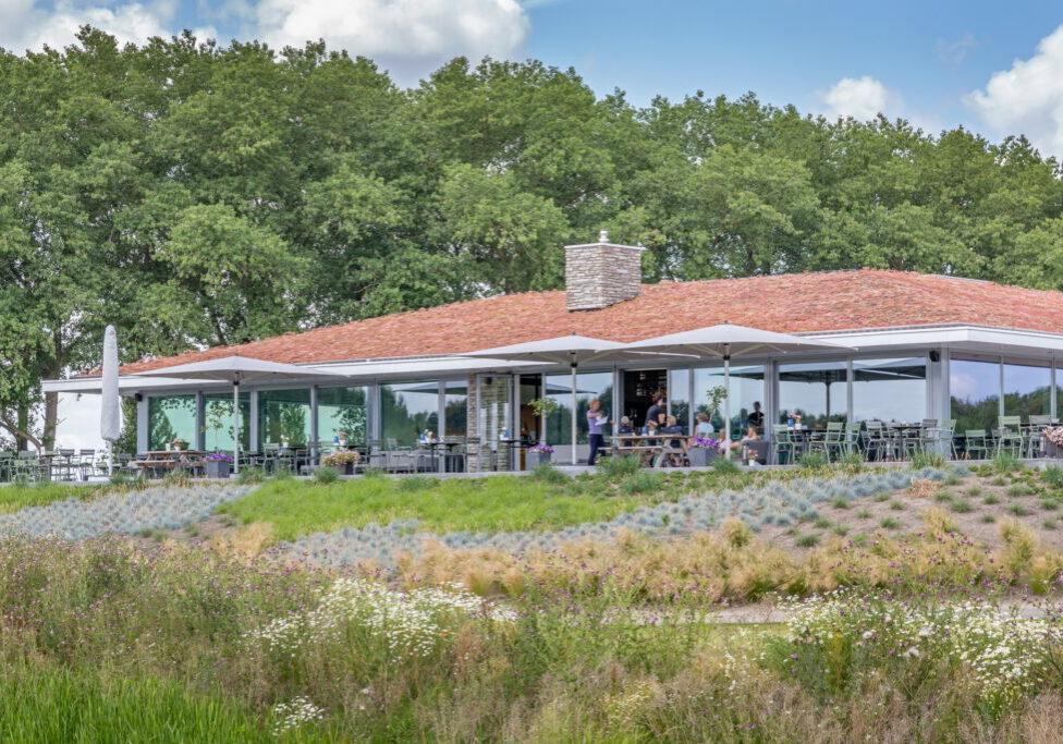 Golfclub- en afslaggebouw De Kroonprins te Vianen (6)