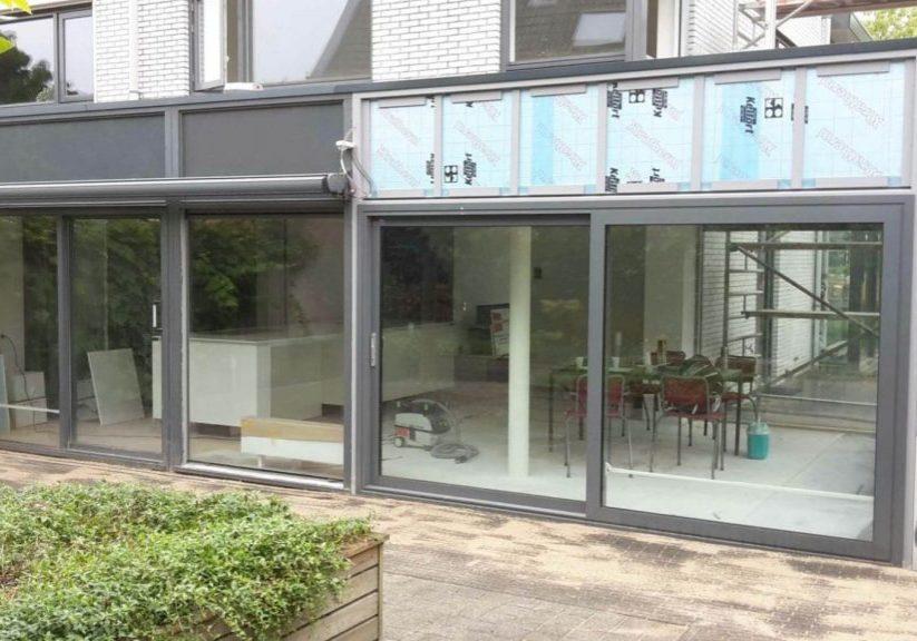 Uitbreiding woning in Oudekerk aan den Amstel (1)