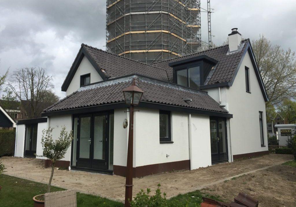 Verbouwing woning Oostsingel te Woerden (2)